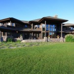 Luxury Log Home Montana Check Out America Most Luxurious