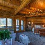 Luxury Log Homes And Luxurious Living Master