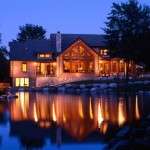 Luxury Log Homes How Make