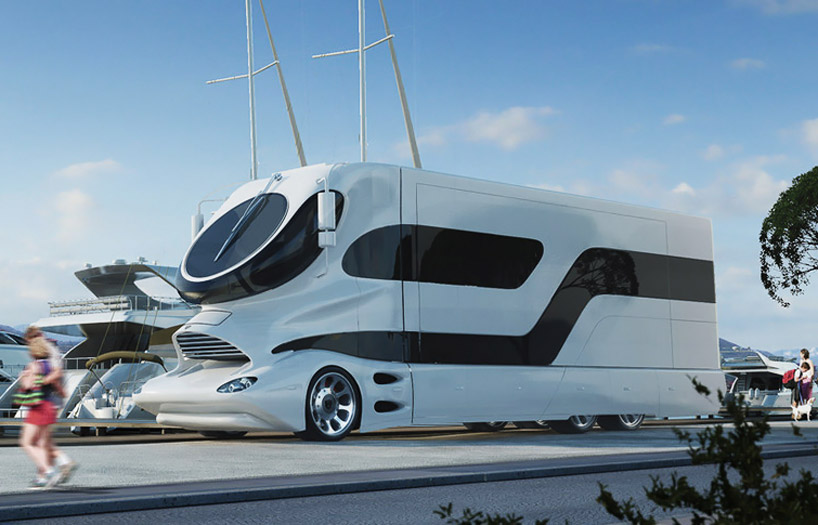 Luxury Mobile Homes Offices Marchi