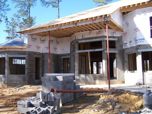 Mangum Design Build Concrete Masonry Home Pjl