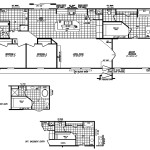 Manufactured Home And Mobile Floor Plans Aston