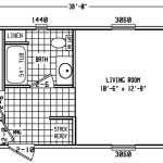 Manufactured Home And Mobile Floor Plans Micro