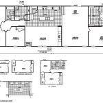 Manufactured Home And Mobile Floor Plans Newton