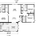 Manufactured Home And Mobile Floor Plans Selby