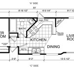 Manufactured Home And Mobile Floor Plans Woodhaven