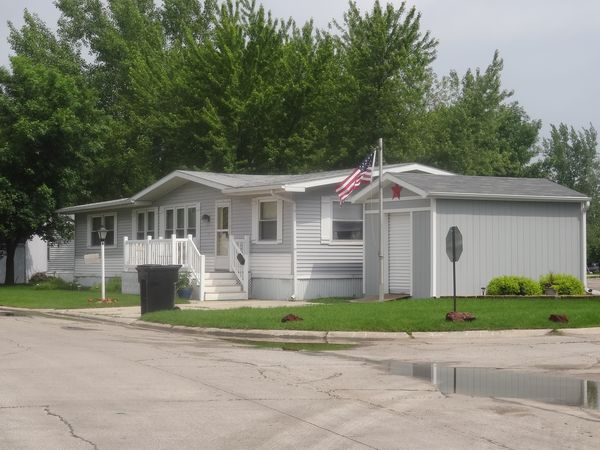 Manufactured Home Community For Sale Iowa