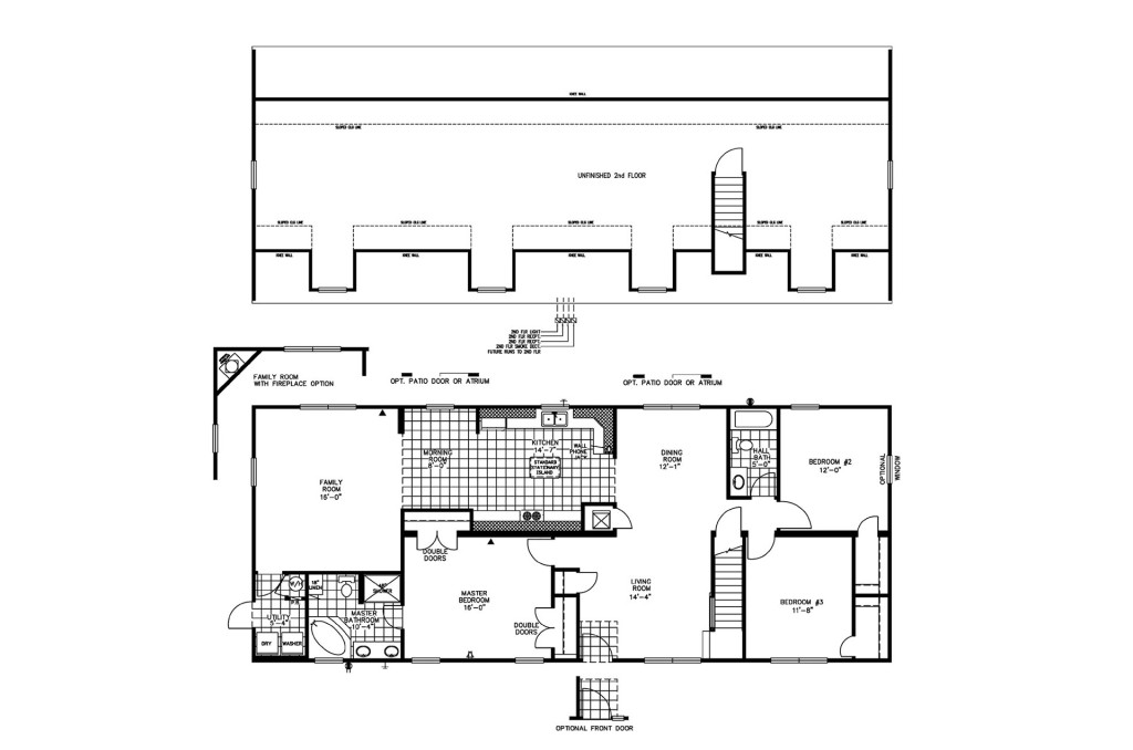 Manufactured Home Floor Plan Clayton Colony Bay Cob