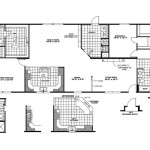Manufactured Home Floor Plan Clayton Cypress Yes