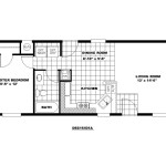 Manufactured Home Floor Plan Clayton Desert Ridge