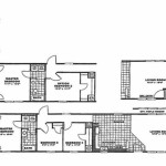 Manufactured Home Floor Plan Clayton Heritage Her