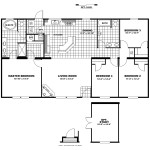 Manufactured Home Floor Plan Clayton Independence