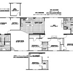 Manufactured Home Floor Plan Clayton Lakeshore Lak