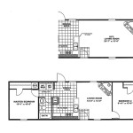 Manufactured Home Floor Plan Clayton Spirit Yes