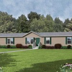 Manufactured Home Floor Plan Norris Century Cec
