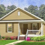 Manufactured Home Floor Plan Norris Porch Entry