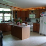 Manufactured Home Makeover Trying Give Our