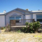 Manufactured Home Property Situated Dinah Edgewood New Mexico