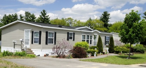 Manufactured Homes Today Represent More Than One Out Ten New