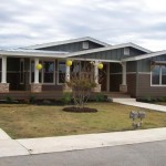 Manufactured Homes Triple Wide