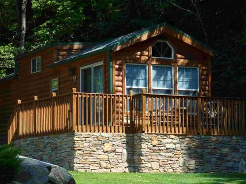 Manufactured Log Homes Asheville
