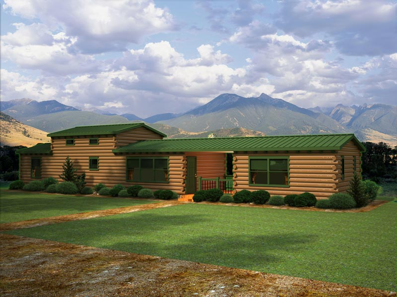 Manufactured Single Section Concept Cabin Fever