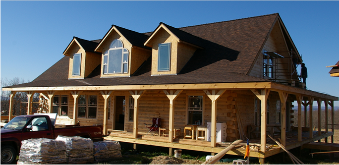 March Authorized Sales Representatives For Kuhns Bros Log Homes