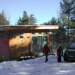 Maxwell Cabin Fever Prefab Cabins Created Using Prefabricated