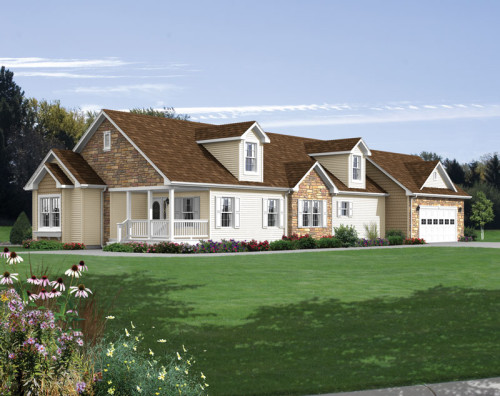 Mccoy Cornerstone Homes Indiana Modular Home Dealer