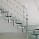 Metal Railings For Steps Prefabricated Concrete Stairs