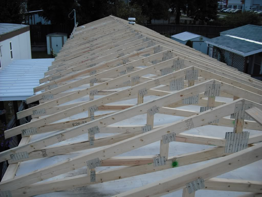 Metal Roof Mobile Home General Discussion Contractor Talk