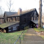 Michie Tavern General Store Log Cabins Homes Exteriors Also Old