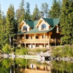 Michigan Log Home Plans How Build