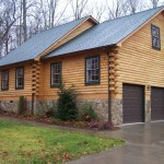 Milled Logs Precut Package Log Homes Cabins Southern Yellow Pine