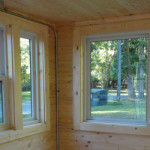 Mini Mobile Home Windows