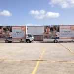 Mobile Billboard Company Affordable Nationwide Service Home