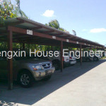 Mobile Carport Sell Made China