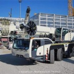 Mobile Cranes All Terrain Demag For Sale