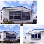 Mobile Home After Anything Exterior Siding Installation