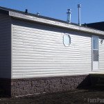 Mobile Home Design Gallery Faux Skirting For Homes