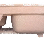 Mobile Home Fiberglass Garden Tub