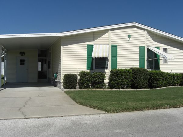 Mobile Home For Sale New Port Richey