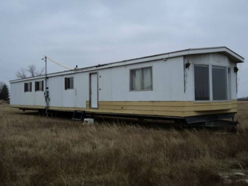Mobile Home For Sale Vita Manitoba Estates Canada