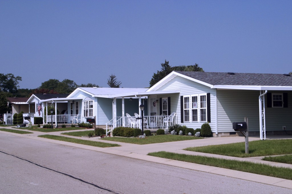 Mobile Home Image Program Has Launched