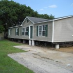Mobile Home Installed July From Coleman Mclay Homes