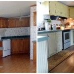 Mobile Home Kitchen Makeover Geneva Heart