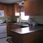 Mobile Home Kitchen Maple Cabinets Flickr Sharing