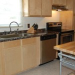 Mobile Home Kitchen Remodel Birch Cabinets Doityourself
