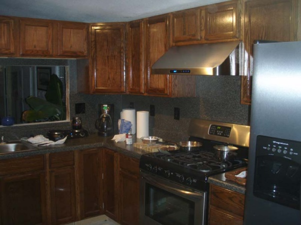 Mobile Home Kitchen Remodel New