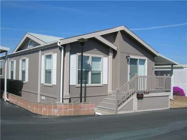 Mobile Home Land Lease Homes